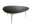 Ameico Max Bill Three Circles Low Coffee Table