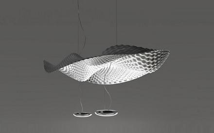 artemide cosmic angel pendant lamp. Black Bedroom Furniture Sets. Home Design Ideas