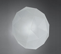 Artemide Soffione 36-45 Wall Ceiling Lamp