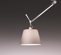 Artemide Tolomeo Off-Center Suspension