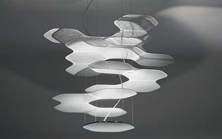 ARTEMIDE | SPACE CLOUD PENDANT LAMP