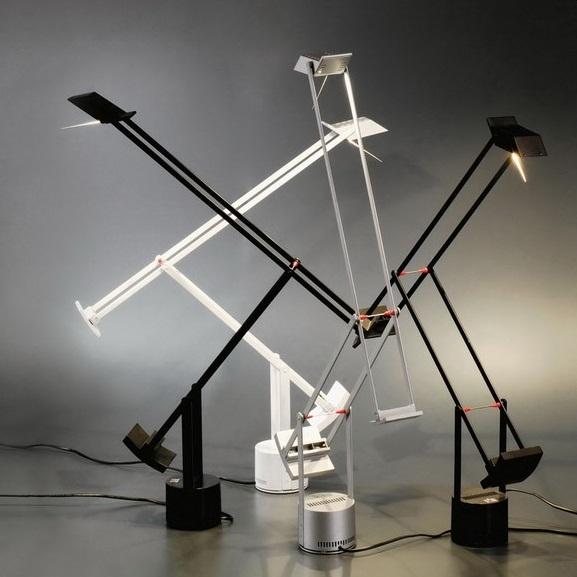 Artemide Tizio Table Lamp Surrounding Com