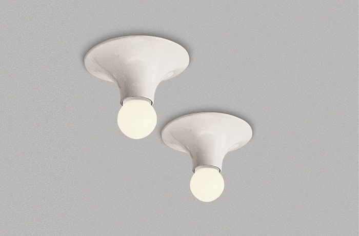 Artemide Teti Wall Ceiling Lamp Surrounding Com