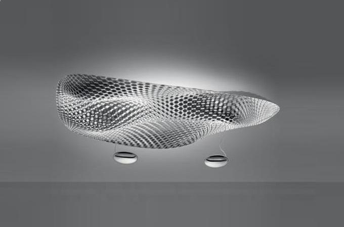 artemide cosmic angel ceiling lamp. Black Bedroom Furniture Sets. Home Design Ideas