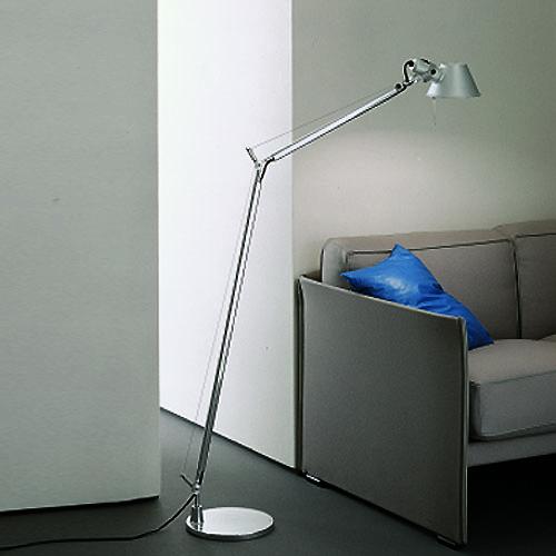 artemide tolomeo reading floor lamp. Black Bedroom Furniture Sets. Home Design Ideas