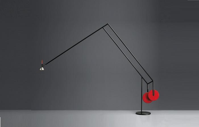 Artemide ipogeo floor lamp surrounding ipogeo floor lamp artemide model options aloadofball Images