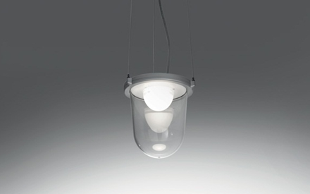 ARTEMIDE OUTDOOR | TOLOMEO OUTDOOR LANTERN PENDANT LAMP