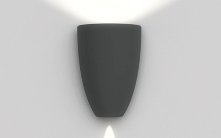ARTEMIDE OUTDOOR | MOLLA WALL LED LAMP
