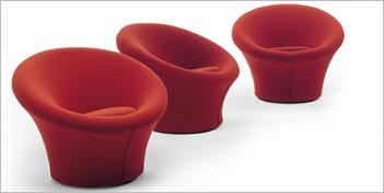 Artifort Mushroom Chair by Artifort