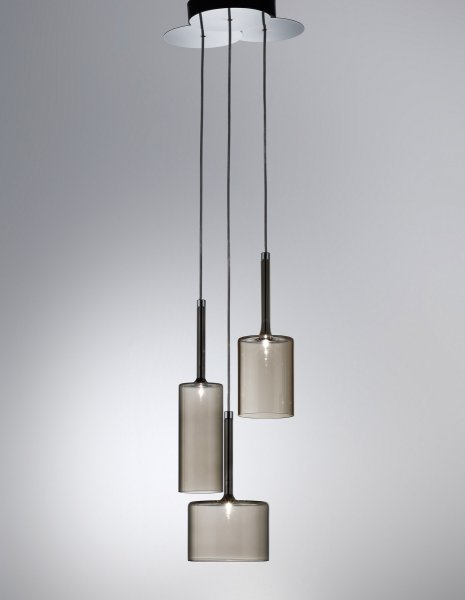 Spillray Triple Pendant L& & Axo Light Spillray Triple Pendant Lamp : surrounding.com