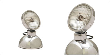 AZIMUT | AZIMUT 1969 TABLE LAMP CHROME