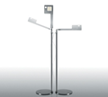 Danese Milano Una Reading Floor Lamp