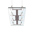 Flos LASTRA 8 light