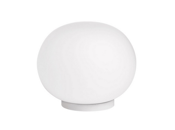 Flos Mini Glo Ball Table Surrounding Com