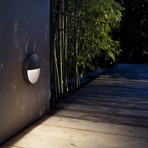 Flos Giano Led Step Light Outdoor Surrounding Com