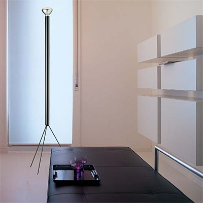 Flos Luminator Floor Lamp Surrounding Com