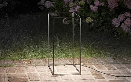 Flos Ipnos Outdoor Floor Lamp Surrounding Com