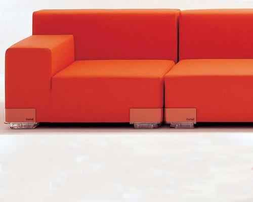 Elegant Plastic Sofa