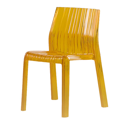 Kartell Frilly Chair surrounding