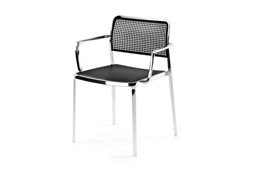 AUDREY SHINY CHAIR. Kartell Model Options :