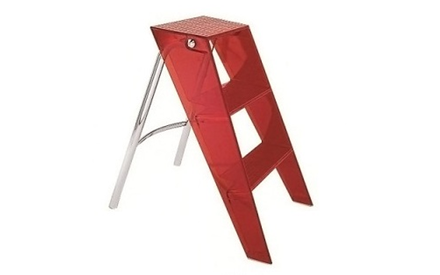 Kartell Upper Step Ladder Surrounding Com