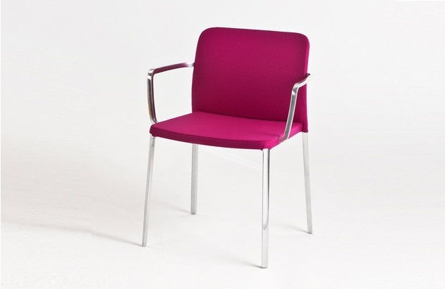 AUDREY SOFT CHAIR. Kartell Model Options :
