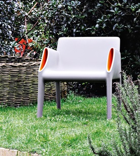 Kartell Garden Furniture Kartell magic hole outdoor chair surrounding magic hole outdoor chair workwithnaturefo