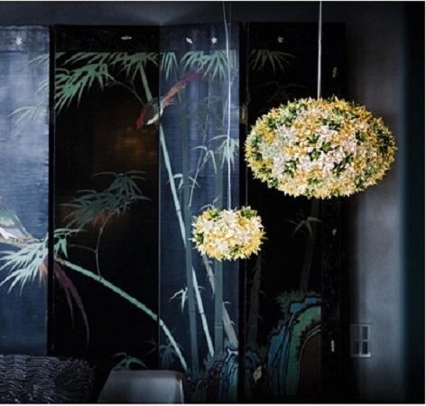 bloom pendant lamp s1 bloom lamp gold ferruccio laviani