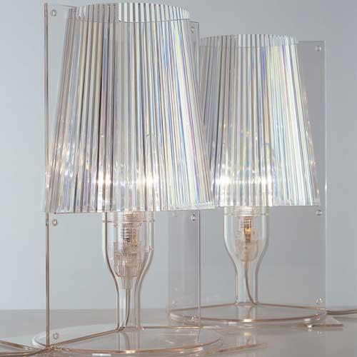 Kartell Lamps Take Table Lamp Surrounding Com