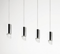 Lumen Center Pallino LIP Four Pendant Lamp