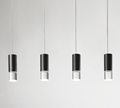 Lumen Center Pallino Four Pendant Lamp