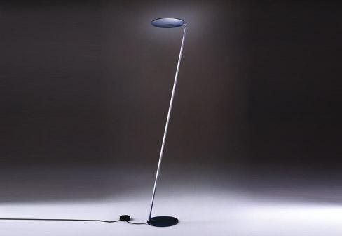 Lumina Zeta Floor Lamp Surrounding Com