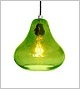 Luxello Happy Kiss Pendant Light - Lime Green