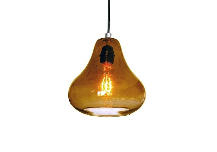 Luxello amber kiss pendant light surrounding amber kiss pendant light aloadofball Gallery