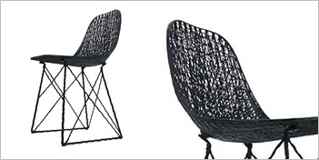 MODERN CLASSICS | CARBON CHAIR