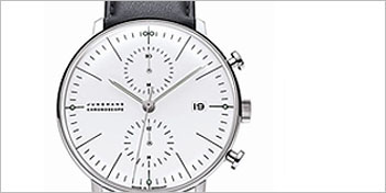 MODERN WATCHES | MAX BILL CHRONOSCOPE WATCH