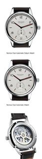 Nomos Club Automatic Datum Watch