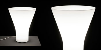 Oluce Arezzo Table Lamp by Oluce