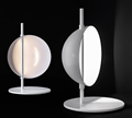 Oluce Superluna Table Lamp