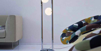 ROTALIANA | BUBBLE FLOOR LAMP