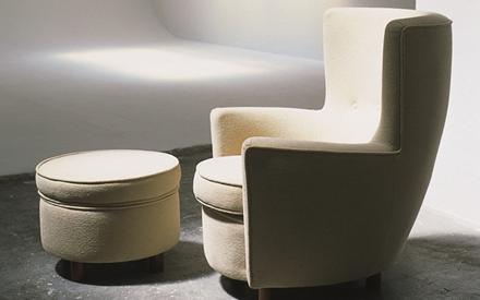 Santa & Cole Chairs Moragas Armchair by Santa & Cole Chairs
