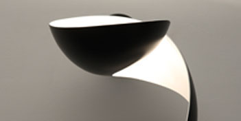 SERGE MOUILLE | FLAME WALL LAMP