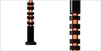 SERGE MOUILLE | TOTEM FLOOR LAMP