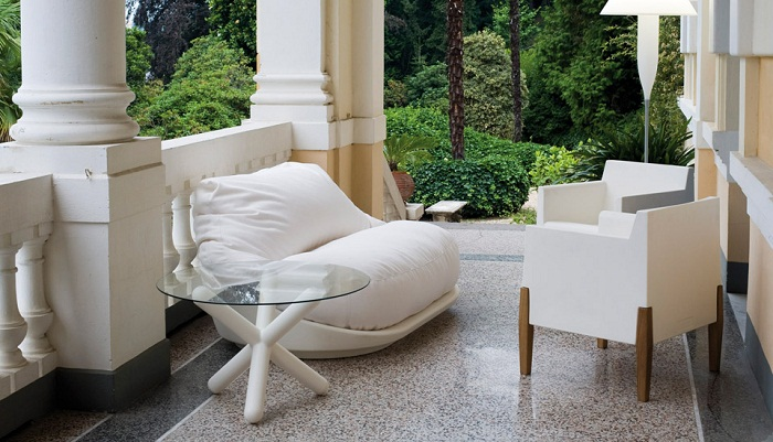 Serralunga furniture hug outdoor sofa for Serralunga furniture