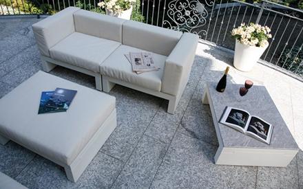 Serralunga furniture hour sofa two seat for Serralunga furniture