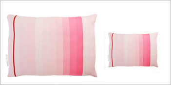 Thomas Eyck T.E. 031 Light Pink Cushion  by Thomas Eyck