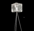 Viso H20 Cube Floor Lamp