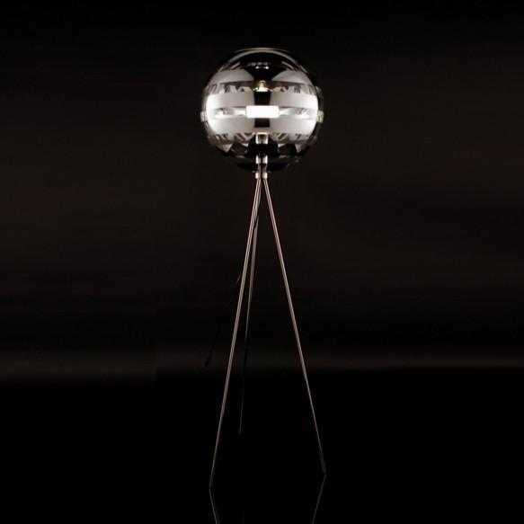Viso Zebra Floor Lamp