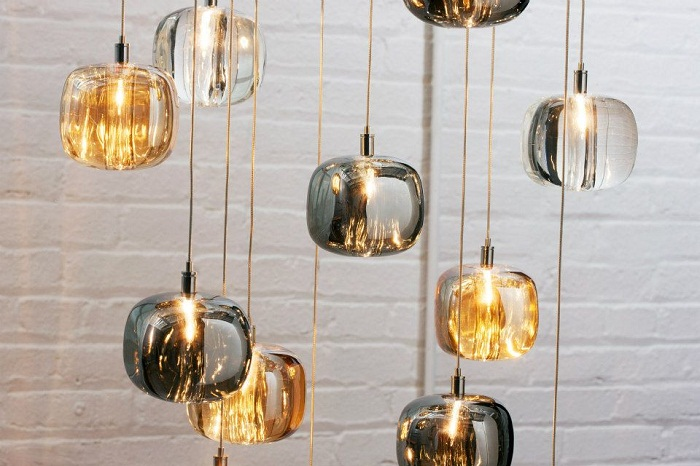 Viso Cubie Pendant Lamp Surrounding