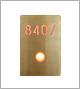 ZeroGravity LED Illuminated Signage Bronze
